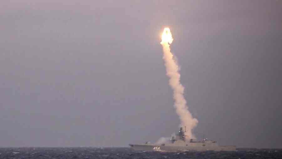 ძალიან კარგი ახალი ამბავი - რუსეთმა ამერიკის სტრატეგიული სამხედრო-საზღვაო ბატონობის დასრულება დაიწყო
