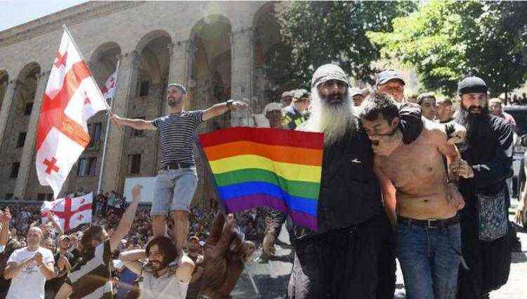 საქართველო ევროპაში ყველაზე ჰომოფობიური ქვეყანაა