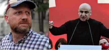 საქართველო პარლამენტს ორი ოპოზიციური ლიდერი ტოვებს - იქნება თუ არა არჩევნების ბოიკოტი