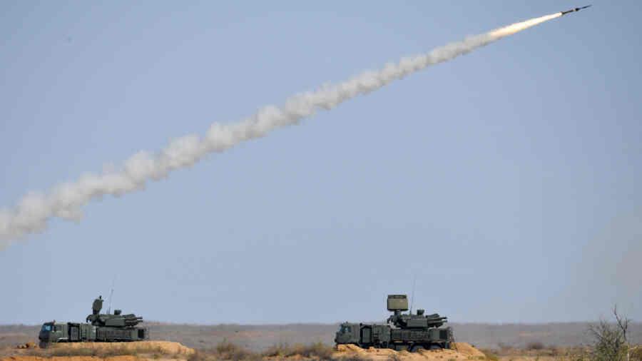 რუსული რაკეტები ისრაელის რაკეტების წინააღმდეგ რეალურ ბრძოლაში: 7-1 რუსეთის სასარგებლოდ