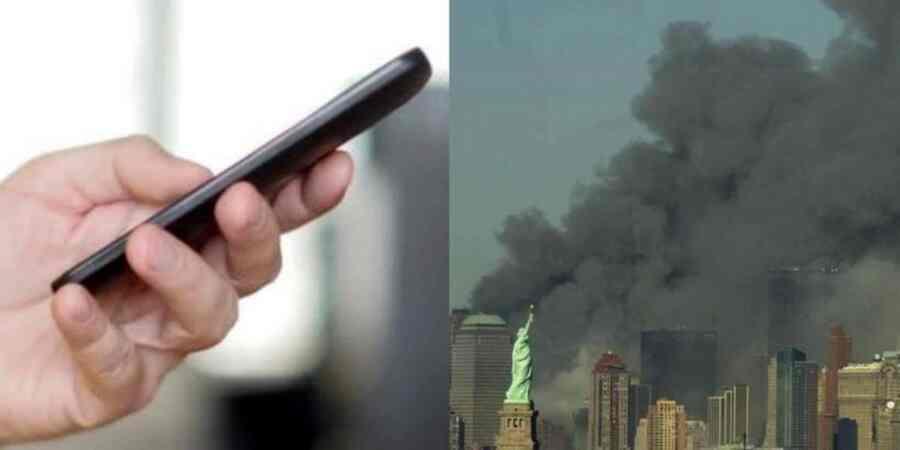 11 სექტემბრის ტერაქტის დროს დაღუპულების უკანასკნელი sms-ები ...