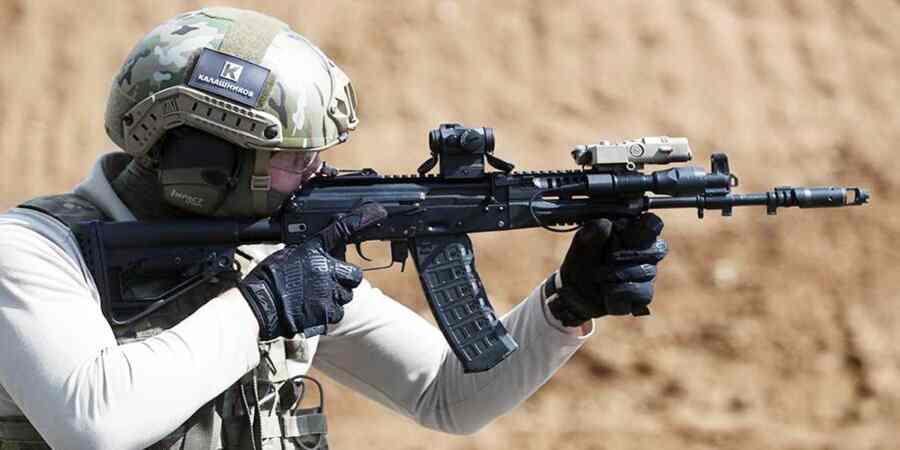 რუსეთის სამშვიდობო ძალები ახალი AK12-ით შეიარაღდებიან
